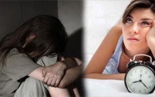 Насколько тесно связаны недостаток сна и депрессия