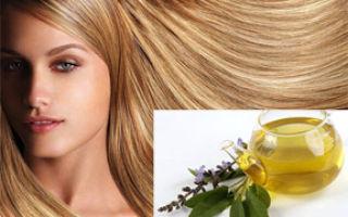 Рецепты ароматерапии для волос
