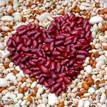 бобовые еда полезная для сердца