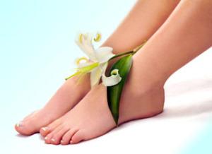 как вылечить натоптыши на ногах