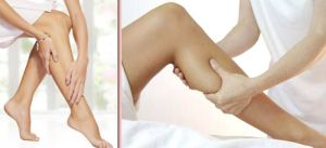 Судороги икроножных мышц