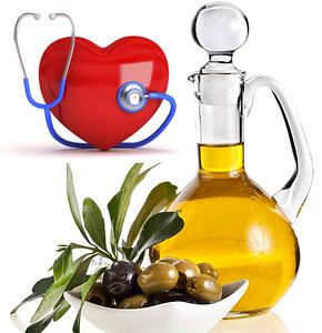 оливковое масло для сердца и сосудов