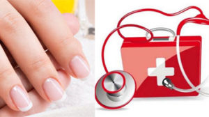 Ногти о здоровье человека